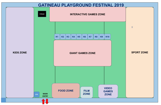 gatineau playground festival floor plan 2019